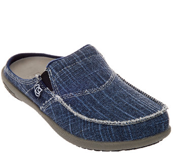 Spenco Orthotic Canvas Mules - Siesta Slide - A267947
