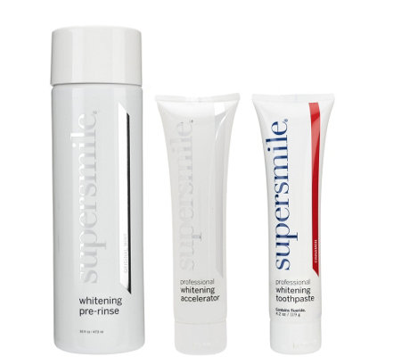 Supersmile Professional 3-pc Whitening System Auto-Delivery