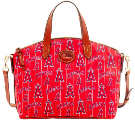 Dooney & Bourke MLB Nylon Angels Small Satchel