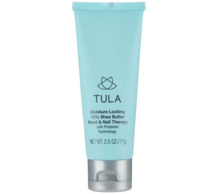 TULA Probiotic Skin Care Shea Butter Hand and Nail Cream