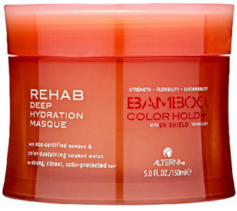 Alterna Bamboo Color Hold+ Rehab Deep HydrationMasque - A334547