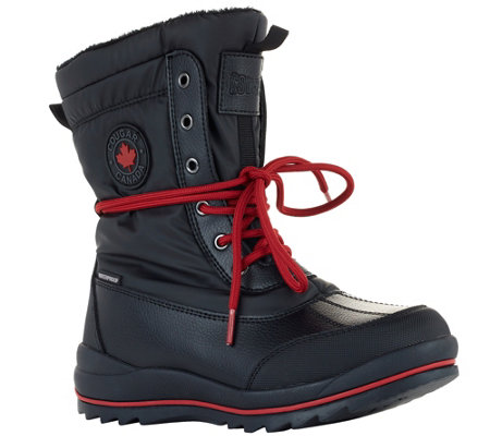 Cougar Waterproof Winter Boots - Chambly