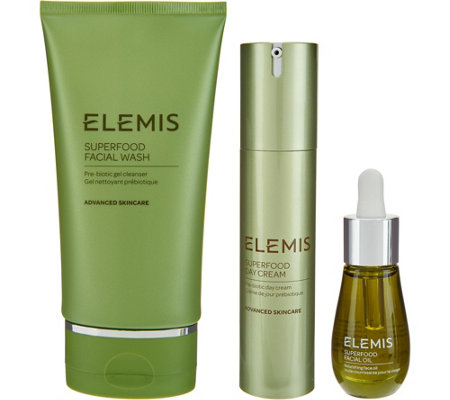 ELEMIS Superfood Skincare Collection
