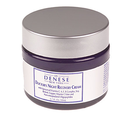 Dr. Denese Night Recovery Cream, 2.0 oz.