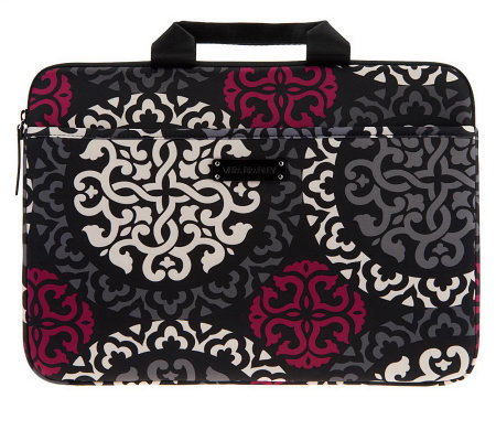 Vera Bradley Signature Print Neoprene Laptop Case