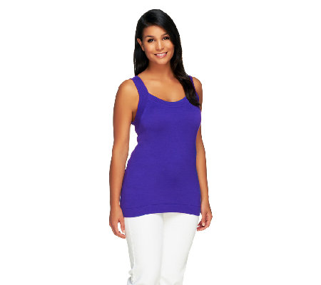 Linea by Louis Dell'Olio Whisper Knit Tank