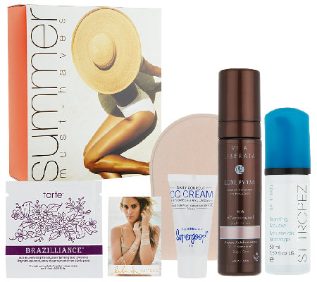 QVC Beauty Summer Must-Haves 6-piece Collection