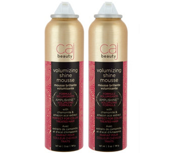 Caj Beauty Volumizing Mousse Duo, 5 oz - A286448