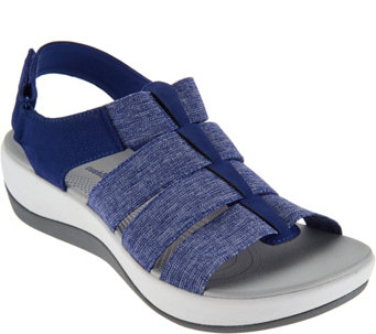 CLOUDSTEPPERS by Clarks Sport Sandals - Arla Shaylie - A289348