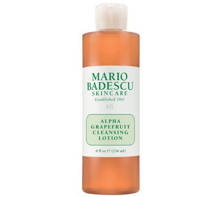 Mario Badescu Skin Care Alpha Grapefruit Cleansing Lotion