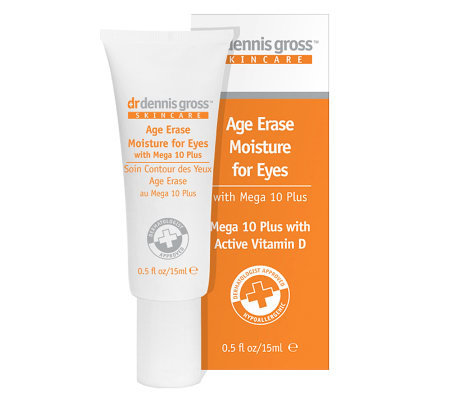 Dr Gross Age Erase Moisture with Mega 10 for Eyes