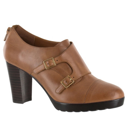 Bella Vita Leather Shooties - Zia