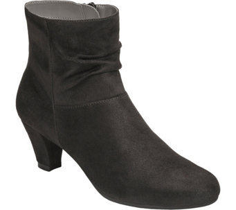 Aerosoles Heel Rest Ankle Boots - Shore Fit - A356348