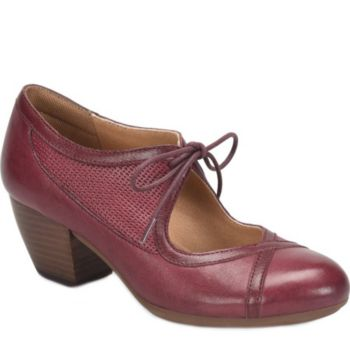 Comfortiva Lace-Up Pumps - Almyra