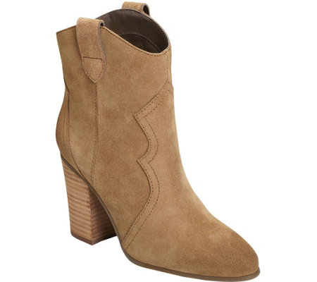 Aerosoles Western Ankle Booties -Lincoln Square