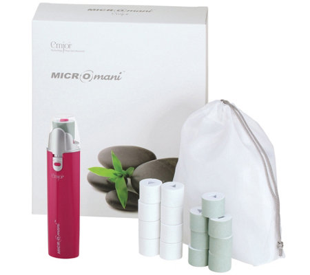 Emjoi Micro-Mani Nail Buff and Shine Gift Set