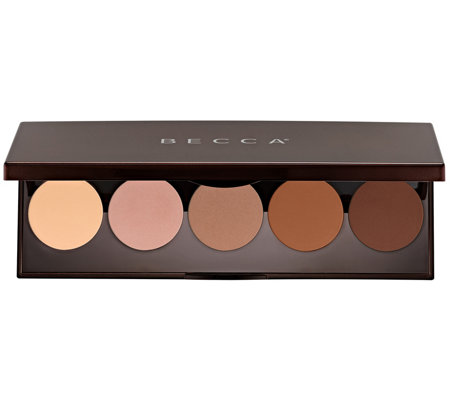 BECCA Ombre Rouge Eye Shadow Palette