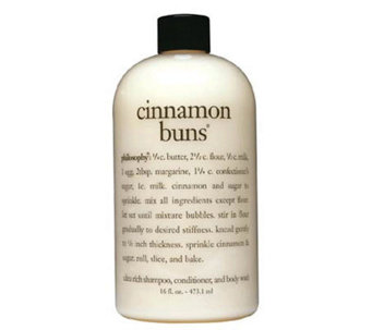 philosophy cinnamon buns 3-in-1 shower gel - A04949