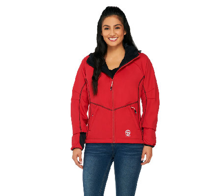 Loki Women's 4-in-1 Mountain Hoodie