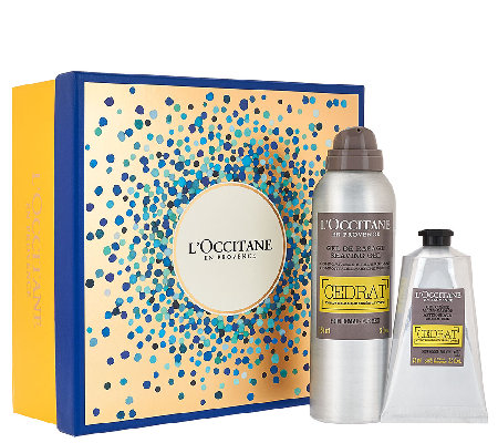 L'Occitane Cedrat Men's Shaving Duo