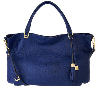 G.I.L.I. Leather Roma 4 Tote - A273749
