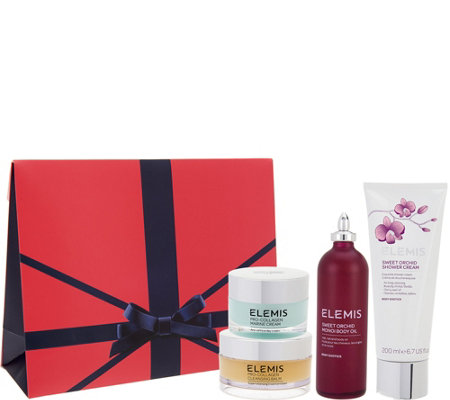 ELEMIS Fabulous Skin & Body 4-Piece Collection