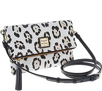 Dooney & Bourke Serengeti Foldover Zip Crossbody - A296349