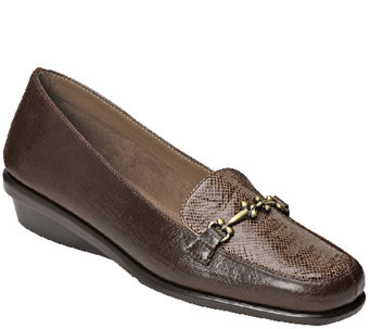 A2 Stitch N Turn Loafers w/Hardware - Elaborate - A337349