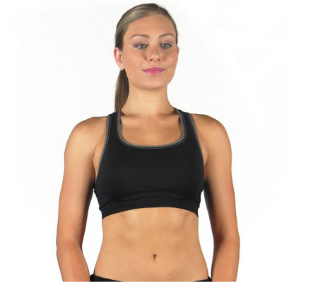 Ryka Seamless Sports Bra - Rival