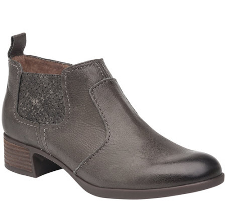 Dankso Leather Ankle Boot - Lola