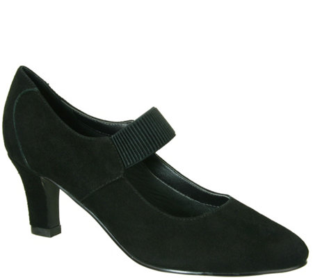 David Tate Mary Jane Pumps - Dixie