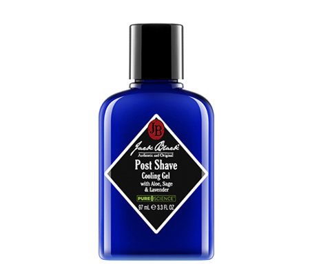 Jack Black Post Shave Cooling Gel, 3.3 oz