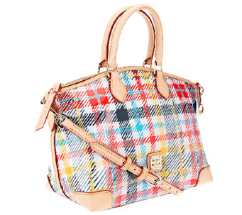 Dooney & Bourke Chatham Clear Satchel - A254950