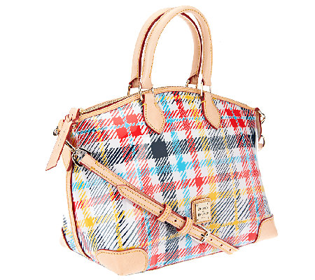 Dooney & Bourke Chatham Clear Satchel