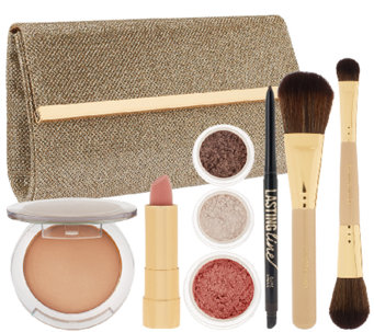 bareMinerals Chandelight Glow 8-piece Set with Bag - A259050
