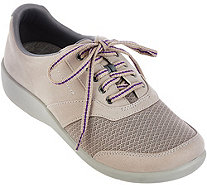 Clarks Cloud Steppers Lace-up Sneakers - Sillian Emma - A277650