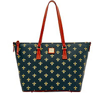 Dooney & Bourke NFL Saints Shopper - A285850