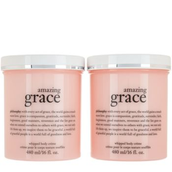 philosophy super-size whipped body creme duo Auto-Delivery