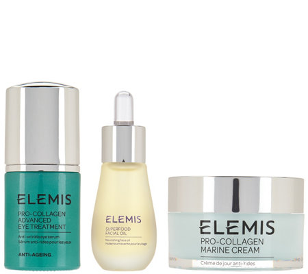 Elemis Beautiful Skin 3-Piece Collection Auto-Delivery
