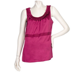 """As Is"" Kathleen Kirkwood Origami Cami - A291350"