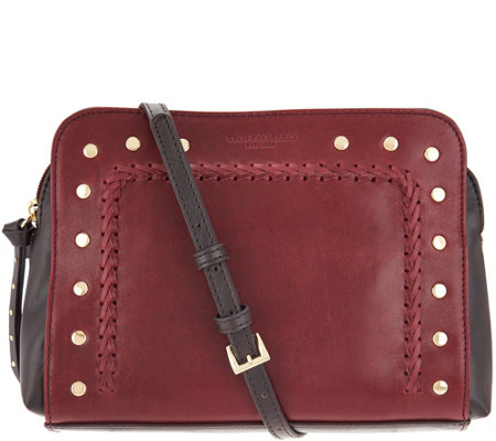Tignanello Vintage Leather Mojave Crossbody Handbag