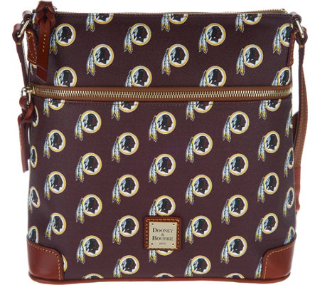 Dooney & Bourke NFL Redskins Crossbody