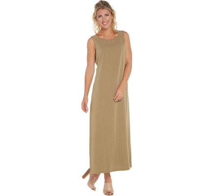 Linea by Louis Dell'Olio Regular Sleeveless Maxi Dress