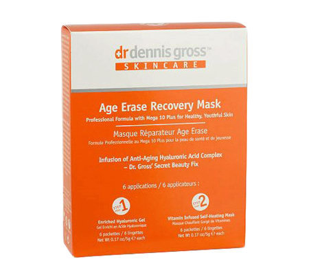 Dr Gross Age Erase Recovery Mask with Mega 10 Plus