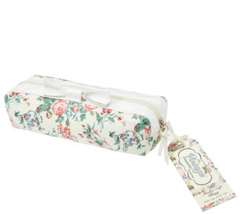The Vintage Cosmetic Company Small Makeup Bag -Floral - A355650