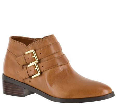 Bella Vita Leather Bootie - Frankie