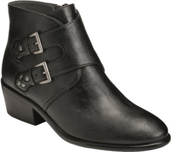 Aerosoles Heel Rest Ankle Boots - Urban Myth - A356350