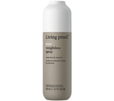 Living Proof No Frizz Weightless Styling Spray, 6.7 oz