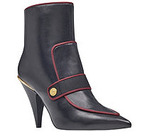 Nine West Leather Ankle Boots - Westham - A361550