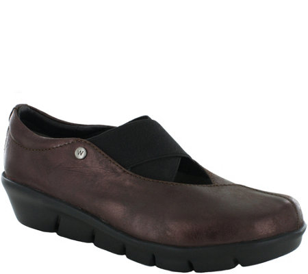 Wolky Leather Shoes - Cursa